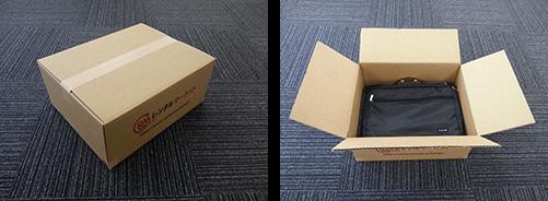 ノートパソコン 1~2台用箱